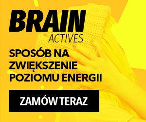 brain actives reklama