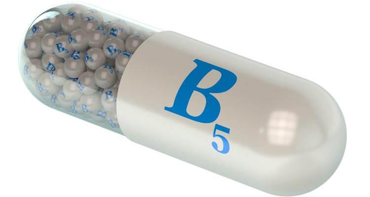 witamina b5 w odchudzaniu