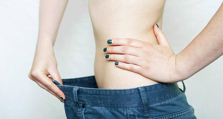 dlaczego nie chudnę z brzucha