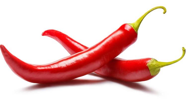 Papryczka chili na odchudzanie