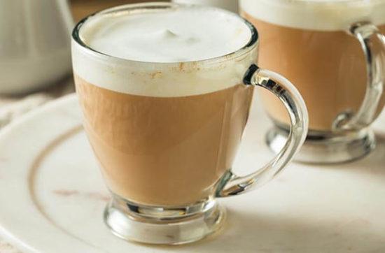 Skutki picia kawy z mlekiem