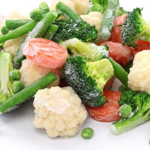 Czy mrożone warzywa są zdrowe