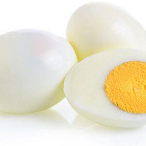 czy od jajek się tyje