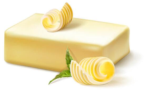 czy masło tuczy