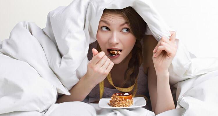 Jak przestać się kompulsywnie objadać